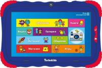 "Планшет Turbo TurboKids S5 Cortex A5/RAM1Gb/ROM16/7""/WiFi/BT/2Mpix/0.3Mpix/Android 7.1/синий - фото"