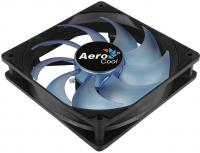 Вентилятор Aerocool Motion 12 plus Blue 120x120mm 3-pin 4-pin(Molex)22dB 160gr LED Ret - фото