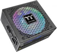 Блок питания Thermaltake ATX 650W Toughpower GF1 ARGB 80+ gold (24+4+4pin) APFC 140mm fan color LED 9xSATA Cab Manag RTL - фото