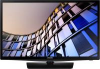 "Телевизор LED Samsung 24"" UE24N4500AUXRU 4 черный/HD READY/DVB-T2/DVB-C/DVB-S2/USB/WiFi/Smart TV (RUS) - фото"