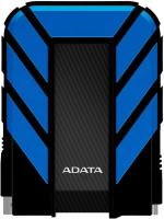 "Жесткий диск A-Data USB 3.0 2Tb AHD710P-2TU31-CBL HD710Pro DashDrive Durable 2.5"" голубой - фото"