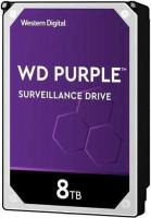 "Жесткий диск WD Original SATA-III 8Tb WD82PURZ Purple (7200rpm) 256Mb 3.5"" - фото"