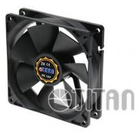 Вентилятор Titan TFD-9225L12Z 90x90x25mm 3-pin 22dB Ret - фото