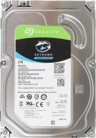 "Жесткий диск Seagate Original SATA-III 2Tb ST2000VX008 Video Skyhawk (5900rpm) 64Mb 3.5"" - фото"