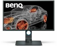 "Монитор Benq 32"" PD3200Q серый VA LED 4ms 16:9 DVI HDMI M/M матовая HAS Pivot 20000000:1 300cd 178гр/178гр 2560x1440 DisplayPort QHD USB - фото"