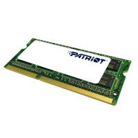 Память DDR3L 8Gb 1600MHz Patriot PSD38G1600L2S RTL PC3-12800 CL11 SO-DIMM 204-pin 1.35В dual rank - фото