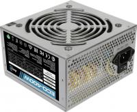 Блок питания Aerocool ATX 400W ECO-400 (24+4pin) PPFC 120mm fan 2xSATA RTL - фото
