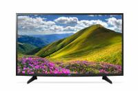 "Телевизор LED LG 43"" 43LJ510V черный/FULL HD/50Hz/DVB-T2/DVB-C/DVB-S2/USB (RUS) - фото"
