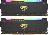 Память DDR4 2x8Gb 3200MHz Patriot PVSR416G320C8K RTL PC4-25600 CL18 DIMM 288-pin 1.35В dual rank - фото