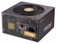 Блок питания Seasonic ATX 650W FOCUS GX-650 80+ gold 24+2x(4+4) pin APFC 120mm fan 10xSATA Cab Manag RTL - фото