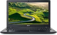 "Ноутбук Acer Aspire E15 E5-576G-595G Core i5 7200U/8Gb/1Tb/DVD-RW/nVidia GeForce Mx130 2Gb/15.6""/FHD (1920x1080)/Linpus/black/WiFi/BT/Cam - фото"