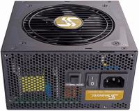Блок питания Seasonic ATX 1000W FOCUS GX-1000 80+ gold 24+2x(4+4) pin 120mm fan 10xSATA Cab Manag RTL - фото