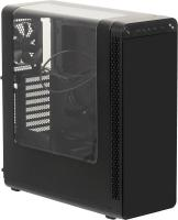 Корпус Thermaltake View 27 черный без БП ATX 4x120mm 2xUSB2.0 1xUSB3.0 audio bott PSU - фото