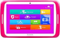 "Планшет Turbo TurboKids Princess 3126c/RAM1Gb/ROM16/7""/WiFi/BT/2Mpix/0.3Mpix/GPS/Android 7.1/розовый - фото"