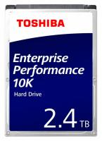 "Жесткий диск Toshiba SAS 3.0 2400Gb AL15SEB24EQ (10500rpm) 128Mb 2.5"" - фото"