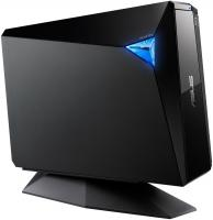 Привод Blu-Ray RE Asus BW-16D1H-U PRO/BLK/G/AS черный USB3.0 внешний RTL - фото