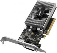 Видеокарта Palit PCI-E PA-GT1030 2GD4 nVidia GeForce GT 1030 2048Mb 64bit DDR4 1151/2100 DVIx1/HDMIx1/HDCP Ret low profile - фото