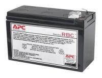 Батарея для ИБП APC APCRBC110 12В 9Ач для BE550G/BE550G-CN/LM/BE550R/BE550R-CN/R650CI/AS/RS - фото