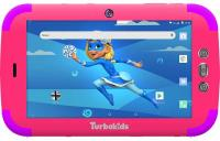 "Планшет Turbo TurboKids Princess SC7731C/RAM1Gb/ROM16/7""/3G/WiFi/BT/2Mpix/0.3Mpix/GPS/Android 8.1/розовый - фото"
