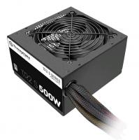 Блок питания Thermaltake ATX 500W TR2 S 80+ (24+4+4pin) APFC 120mm fan 5xSATA RTL - фото
