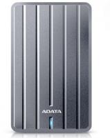 "Жесткий диск A-Data USB 3.0 1Tb AHC660-1TU31-CGY HC660 DashDrive Durable 2.5"" серый - фото"
