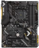 Материнская плата Asus TUF B450-PLUS GAMING Soc-AM4 AMD B450 4xDDR4 ATX AC`97 8ch(7.1) GbLAN RAID+DVI+HDMI - фото