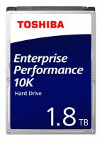 "Жесткий диск Toshiba SAS 3.0 1800Gb AL15SEB18EQ (10500rpm) 128Mb 2.5"" - фото"