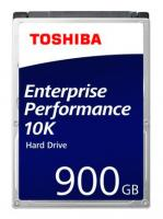"Жесткий диск Toshiba SAS 3.0 900Gb AL15SEB09EQ (10500rpm) 128Mb 2.5"" - фото"
