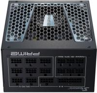 Блок питания Seasonic ATX 850W PRIME PX-850 80+ platinum (24+4+4pin) 135mm fan 10xSATA Cab Manag RTL - фото