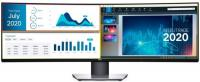 "Монитор Dell 49"" UltraSharp U4919DW черный IPS LED 8ms 32:9 HDMI матовая HAS Pivot 1000:1 350cd 178гр/178гр 5120x1440 DisplayPort USB 17.2кг - фото"
