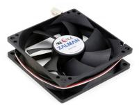 Вентилятор Zalman ZM-F2 Plus (SF) 90x90mm 3-pin 20-23dB 77gr Ret - фото